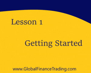 Lesson 1 Trading Course